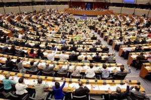 Europees parlement - CR vermelden