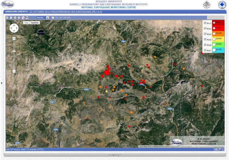 SagalassosEarthquake20140325-aftershocks