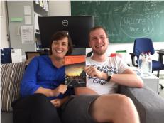 Sociologen Ine Van Hoyweghen en Gert Meyers