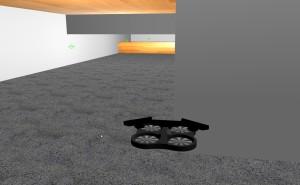 simulatie-drone