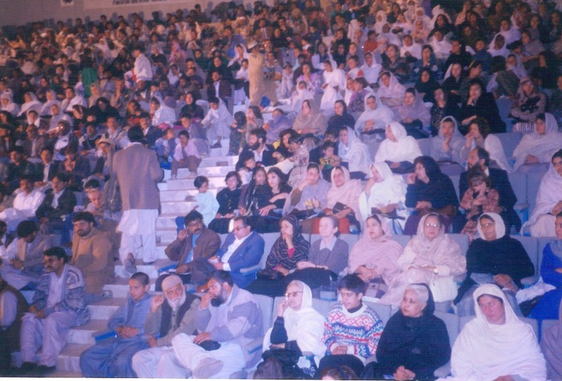 Camp women day event 2000
